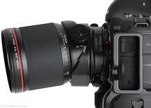 Canon TS-E 135mm f/4L Macro Tilt-Shift العدسة الجبارة