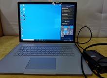 مايكروسوفت سيرفيس بوك 2 512 SSD , I7, 16 RAM, NVIDIA GEFORCE GTX 1060 6GB