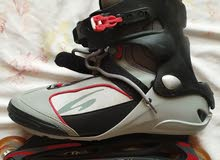 Skates, very good condition, two pairs available size 44 and 43