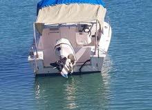 قارب نزهة قدم مع غرفه