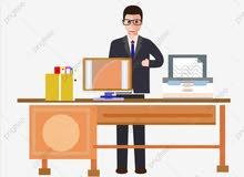 اداري مكتبي