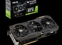 TUF Gaming GeForce RTX 3090 buffed-up design with chart-topping thermal perform