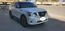 Nissan patrol 2014 GCC