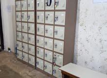 قاعة بناء اجسام للبيع