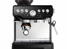 مكينة قهوة sage / coffee machine