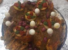 طباخة مغربية