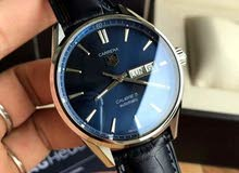 TAG heuer carrera 41.5 mm.blue day and date