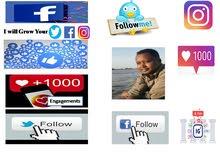 ادارة وتسويق مواقع التواصل الاجتماعي