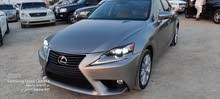 Lexus IS250.   2014   وارد نظيف