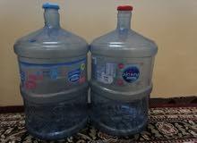 Nestle 5 gallon plastic water drum