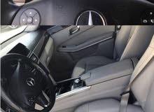 للبيع مرسيدس E300 موديل 2011 ملكيه سنه مرخصه وجاد بنراعيه