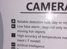 للبيع كاميرا عادي وحرارية وليليه 3x1