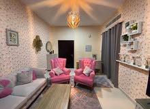 للايجار غرفة وصالةمفروش في إمارة عجمان إطلالة مباشرة على كورنيش عجمان