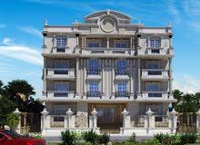 شقة للحجز بمدينة 6 اكتوبر التوسعات الشمالية على محور البوليفار أمام جراند هايتس ومونتن فيو