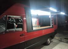 فان food truck