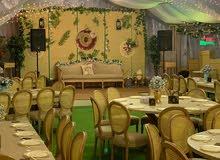 تنظيم حفلات الزفاف