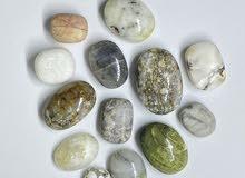 احجار كريمة طبيعية - natural stones