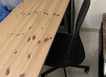 desktop table