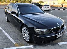 BMW 750 LI 2006 Royal Blue For Sale in Ajman (GCC SPECS) LOW KILOMETER