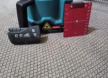 جهاز ليزر لتحديد المستوى