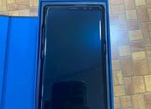Note 8  256 GB  6 ram