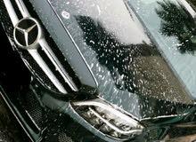 خدمة غسيل السيارة المتنقله اغسل سيارتك على باب بيتك