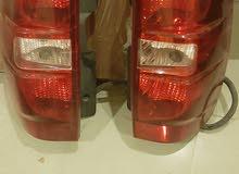 اضوية خلفية يمين ويسار سيارة تاهو موديل 2008