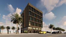 للبيع ارض تجاريه على شارع جار قريب الرقايب وقريبه من شارع الشيخ محمد بن زايد QWR