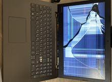 BROKEN SCREEN Lenovo laptop