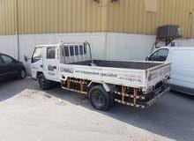 JMCJX1043DSL2 - Quad Cab Flat Bed Truck