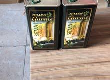 عسل وزيت الزيتون طبيعي تركي