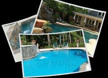 افضل شركة بالكويت 99796914 متخصصه في بناء وانشاء حمامات السباحه سكيمر الكويت