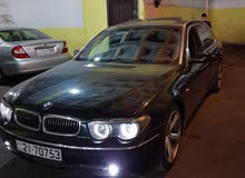 BMW 745 2002 For Sale
