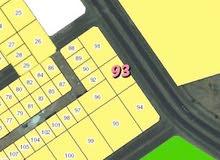 ارض للبيع بجده بعسفان جزء من قطعه رقم 93