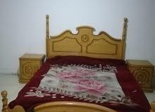 غرفة نوم خشب ممتاز للبيع بسعر حرق بداعي السفر 0770070597