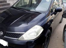 Nissan Tiida made in 2008 for sale