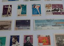 طوابع بريد الاتحاد السوفييتي