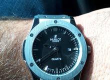 ساعة رجالي نوع HUBLOT GENEVE