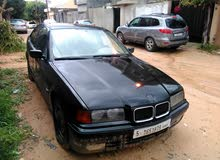 Used condition BMW 316 2000 with +200,000 km mileage