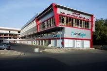مركز طبي للبيع  شارع سعيد بن زقر , حي العزيزية, تقاطع طريق المدينة مع التحلية