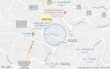 ارض للبيع بوادي عبدون حي القيسية