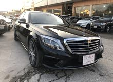 Mercedes Benz S350 car for sale 2017 in Erbil city