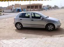 Skoda Fabia in Tripoli