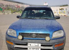 Manual Blue Toyota 2000 for sale