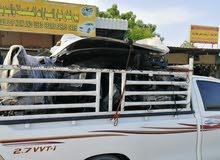 نقل قطع غيار مستعمل والجديد من صناعية الشارقة والى كافة مناطق السلطنة
