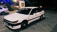 Manual White Mitsubishi 1992 for sale