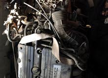 محرك هوندا اكورد كامل بالكامبيو والصاله والمزطوريات والقنطرة