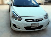 150,000 - 159,999 km Hyundai Accent 2013 for sale