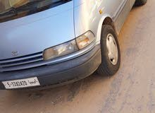 Blue Toyota Previa 1997 for sale