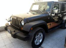 Jeep Wrangler 2010 For sale - Black color